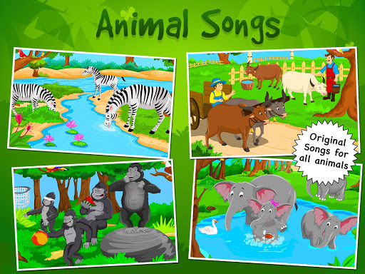 First Songs For Kids