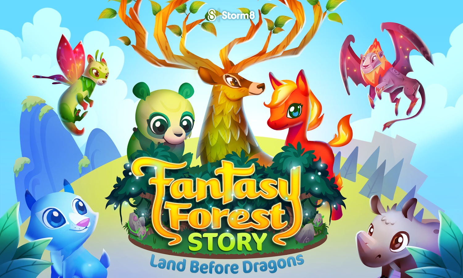 Fantasy Forest Story- screenshot