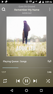 PowerAudio Pro Music Player APK 2