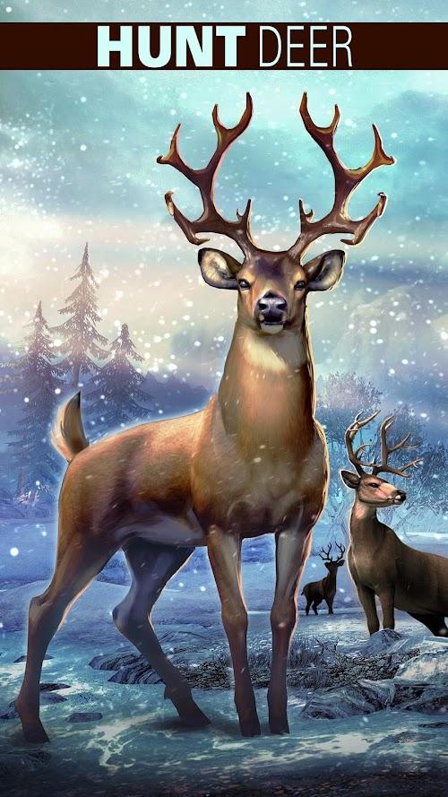 Screenshot 2 Deer Hunter™ 5.1.6 APK MOD