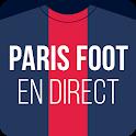 Paris Live –not official soccer app for PSG fans icon