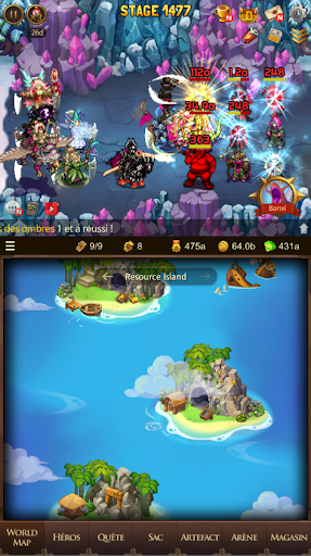Télécharger Everybody's RPG APK MOD (Astuce) screenshots 3
