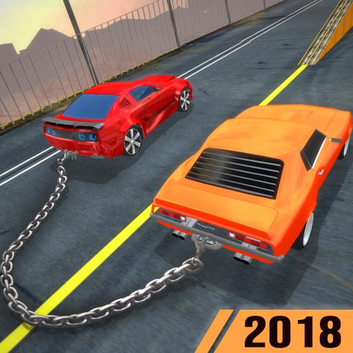 Chained Cars Racing Rampage (game)