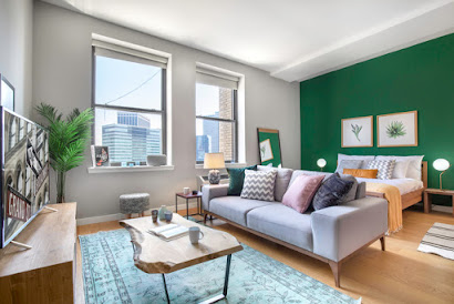 West Street Furnished Apartment, Financial district