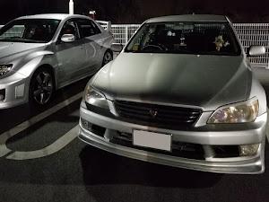 アルテッツァ SXE10 RS200  11年式 6MTのカスタム事例画像 さゆみん@筑波山お掃除隊長さんの2020年03月27日15:25の投稿