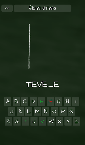 L'impiccato: gioco di parole for PC