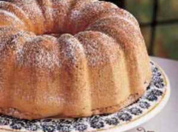 Grandma's Harvey Buttermilk Pound Cake Recipe