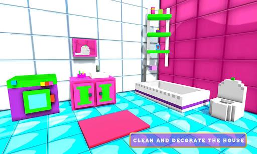 Code Triche Princesse maison nettoyer APK MOD screenshots 6