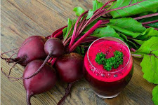 Beet Greens Carrot Capsicum Juice