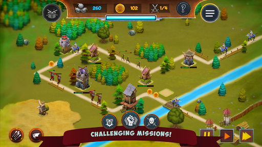 Hooman Invaders Tower Defense 1.44 screenshots 2