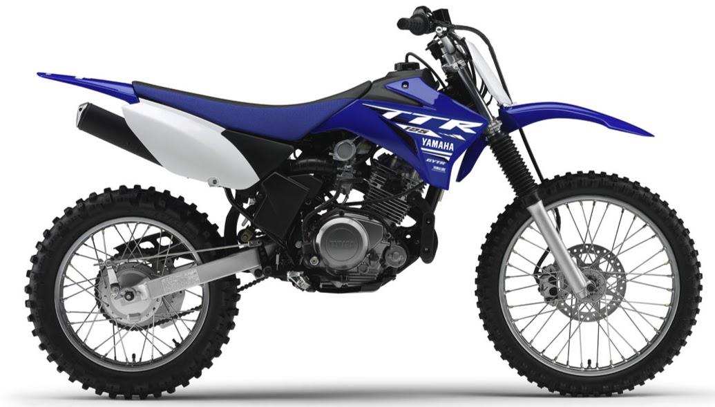 Yamaha TTR 125-manual-taller-despiece-mecanica