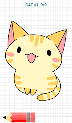 How to Draw Kawaii Drawings APK screenshot thumbnail 6
