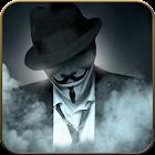 Anonyme Hintergrundbilder icon