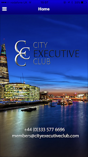 City Executive Club- screenshot thumbnail