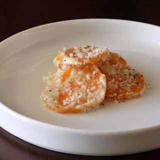 Savory Sweet Potato Gratin.