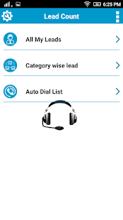 Bonrix CRM Mobile Auto Dialer- screenshot thumbnail