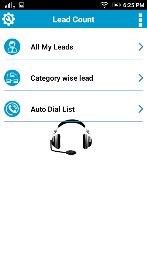 Bonrix CRM Mobile Auto Dialer- screenshot