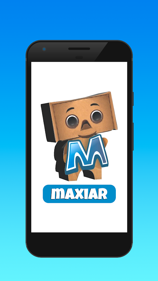 MaxiAR- screenshot
