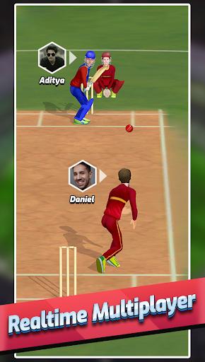 All Star Cricket apktreat screenshots 2