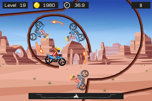 Top Bike - best physics bike stunt racing game 5.09.35 screenshots 5