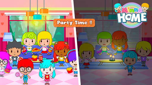 Minna Home Sweet Pretend Playground 1.1.1 screenshots 6