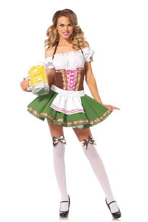 Dräkt, Oktoberfestklänning