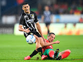 Anass Zaroury was onze 'man van de match' in Oostende-Charleroi
