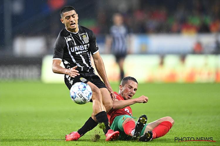 Onze 'man van de match' uit KVO-Charleroi: wat een debuut voor 20-jarige aanvaller!