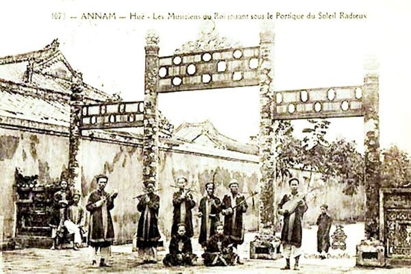 Ngày Tết cung đình theo chiều dài lịch sử Việt