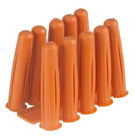 Skruvplugg TP 16 Orange (10/pak)