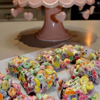 Froot Loop Dessert Recipes.