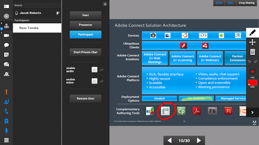 Adobe Connect 2.6.9 Apk for Android 15