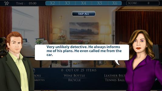 Mystery Case: The Cigar Box screenshot 4