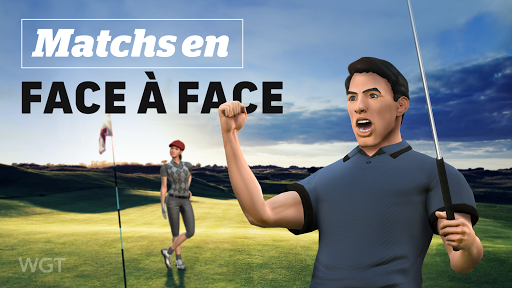WGT Golf Game par Topgolf  captures d'écran 1