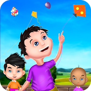 Free Download Kite Maker Flying Factory - Game APK for Samsung