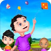 Kite Maker Flying Factory - Game
