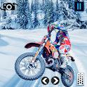 Offroad Snow Bike Driver 2K20 - Stunt Bike Racing icon