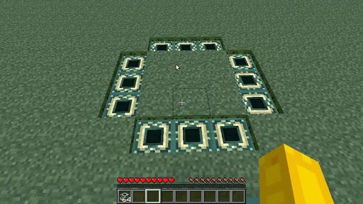 Portal End Ideas -Minecraft