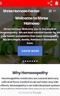 Shree Homoeo - náhled
