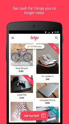 letgo: Buy Sell Used Stuff