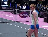 WTA-toernooi in Chicago geen meevaller voor Belgische dames: Van Uytvanck en Minnen liggen er meteen uit