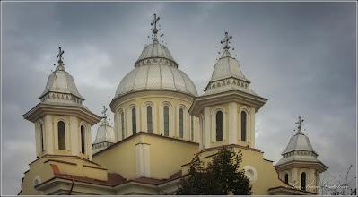 """Photo: Cruci - Biserica Ortodoxa - """"Invierea Domnului""""  - Calea Victoriei,nr.31 - 2016.11.05"""