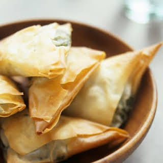 Phyllo Pastry Parcels Recipes.