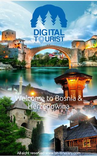 Digital Tourist BH Itinerary