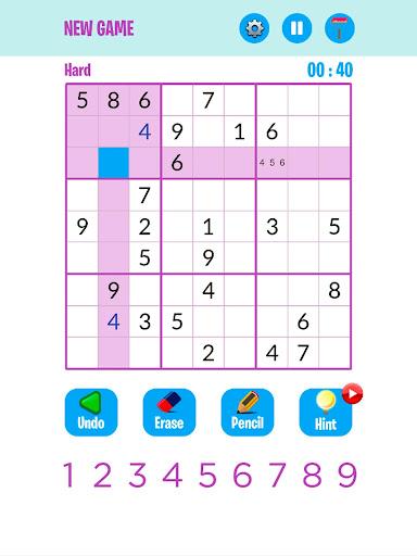 Sudoku 2020 1.4 screenshots 8