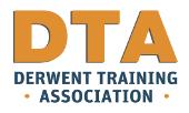Derwent Training Association logo
