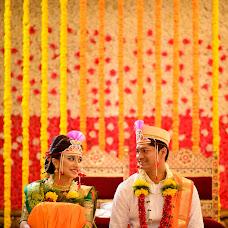 Wedding photographer Sarath Santhan (evokeframes). Photo of 16.05.2018