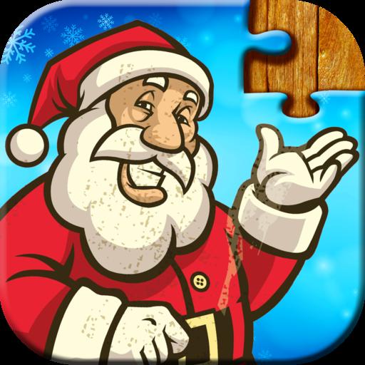 キッズクリスマスジグソーパズル 教育 LOGO-玩APPs