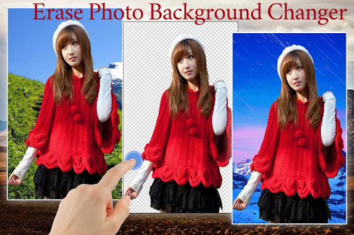 Erase Photo Background Changer 1.9 screenshots 5