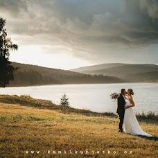 Wedding photographer Kamil Kubjatko (KamilKubjatko). Photo of 25.09.2019